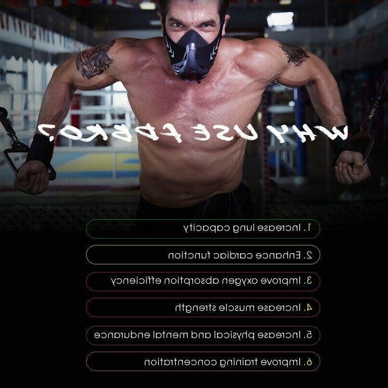 FDBRO Training Mask MMA Cardio
