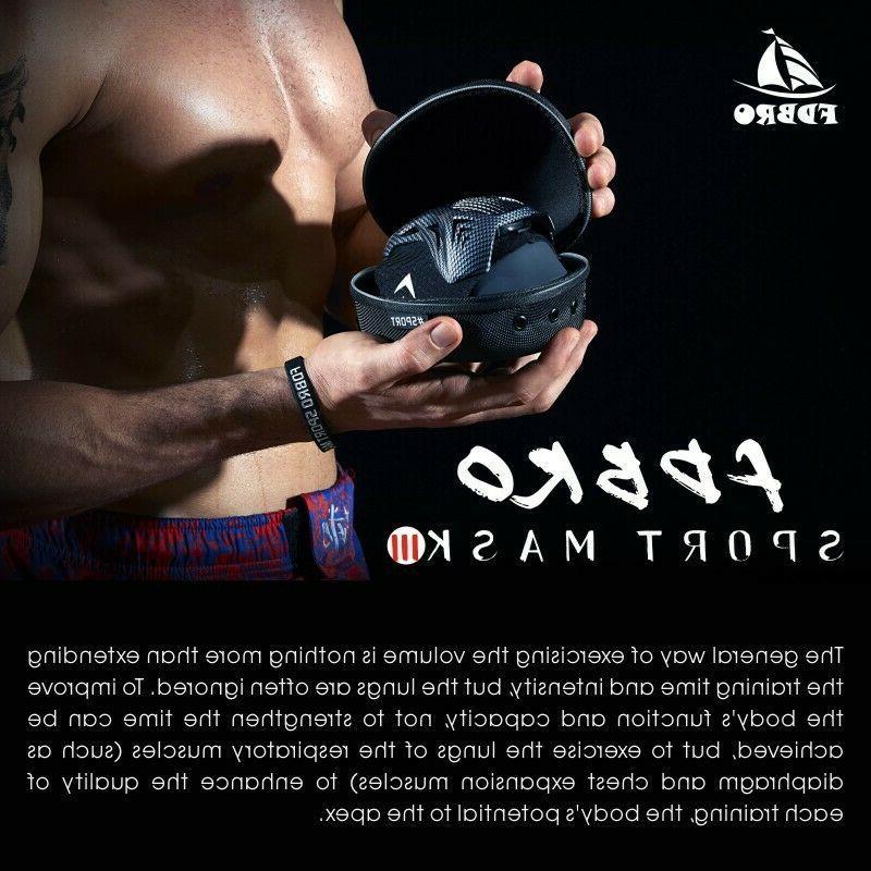 3 0 high altitude training running mask