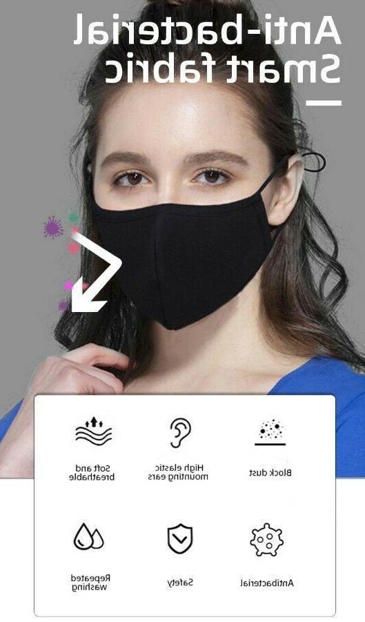 Elite 100% Cotton iON Tech Washable Breathable Adjustable
