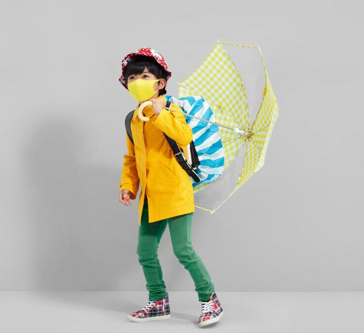 3 Kids Face Sports Japan