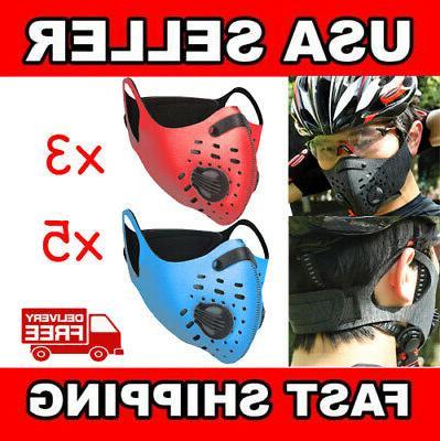 3x 5x reusable outdoor sports anti haze