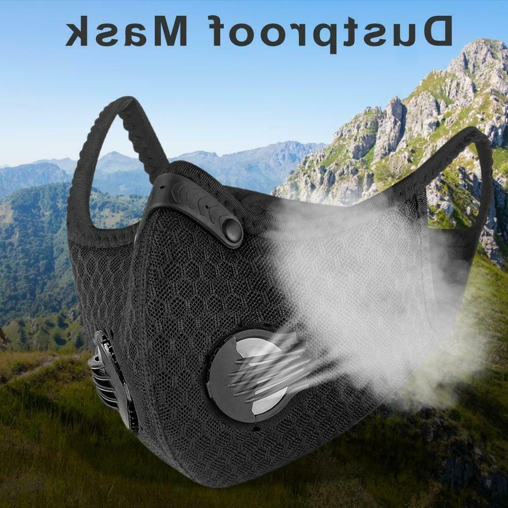 Breathable Face Filter Washable Air