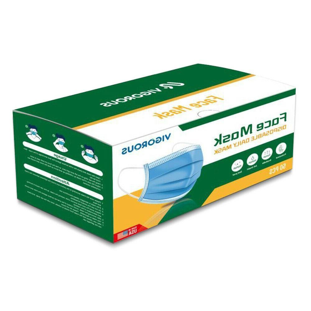 MADE PCS BLACK Face Mask & Protector Respirator