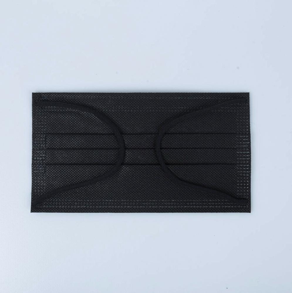 Black Reusable Washable Cover Masks Fashion Men
