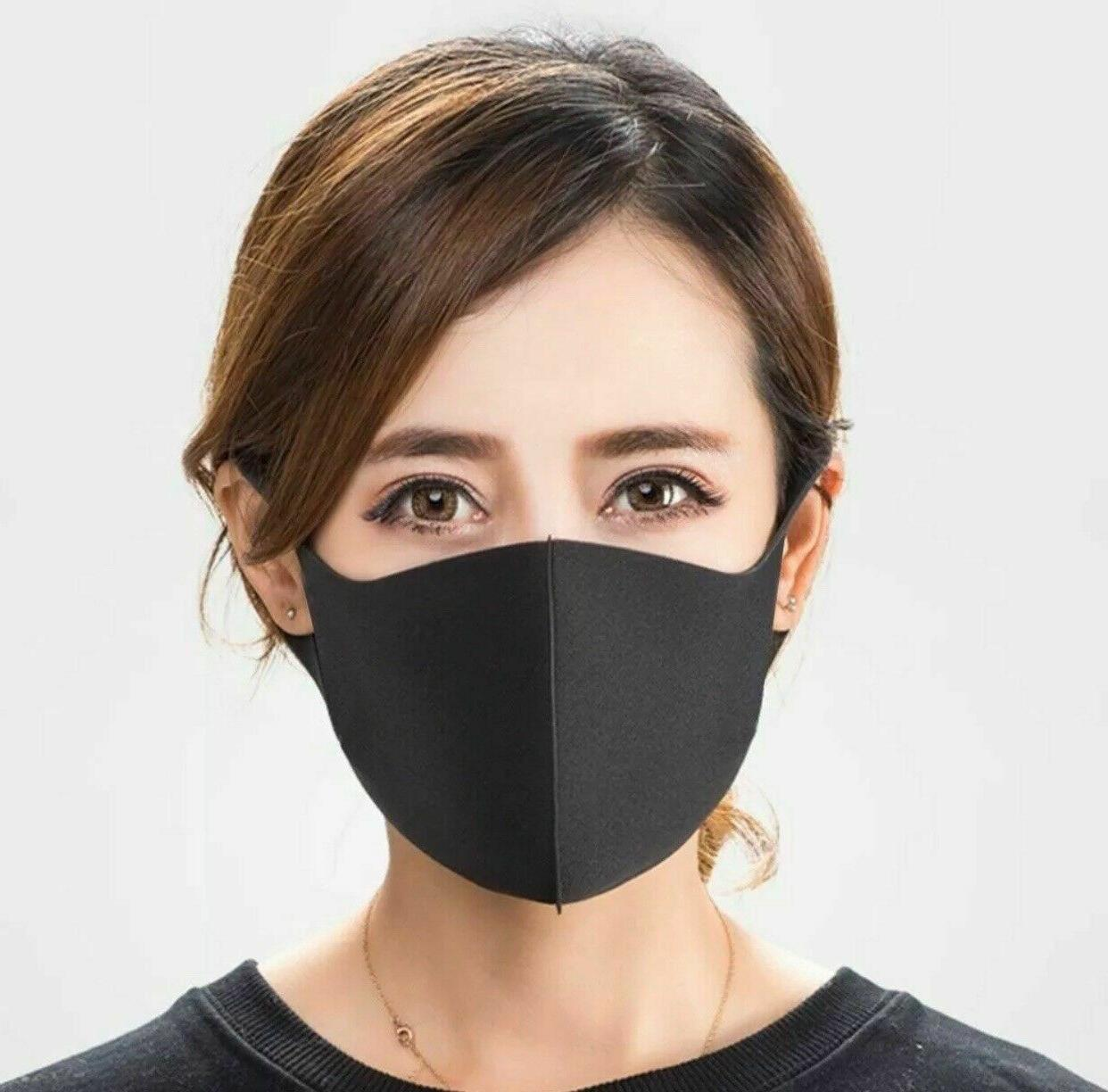 6 Reusable Mask COOL FLOW Free