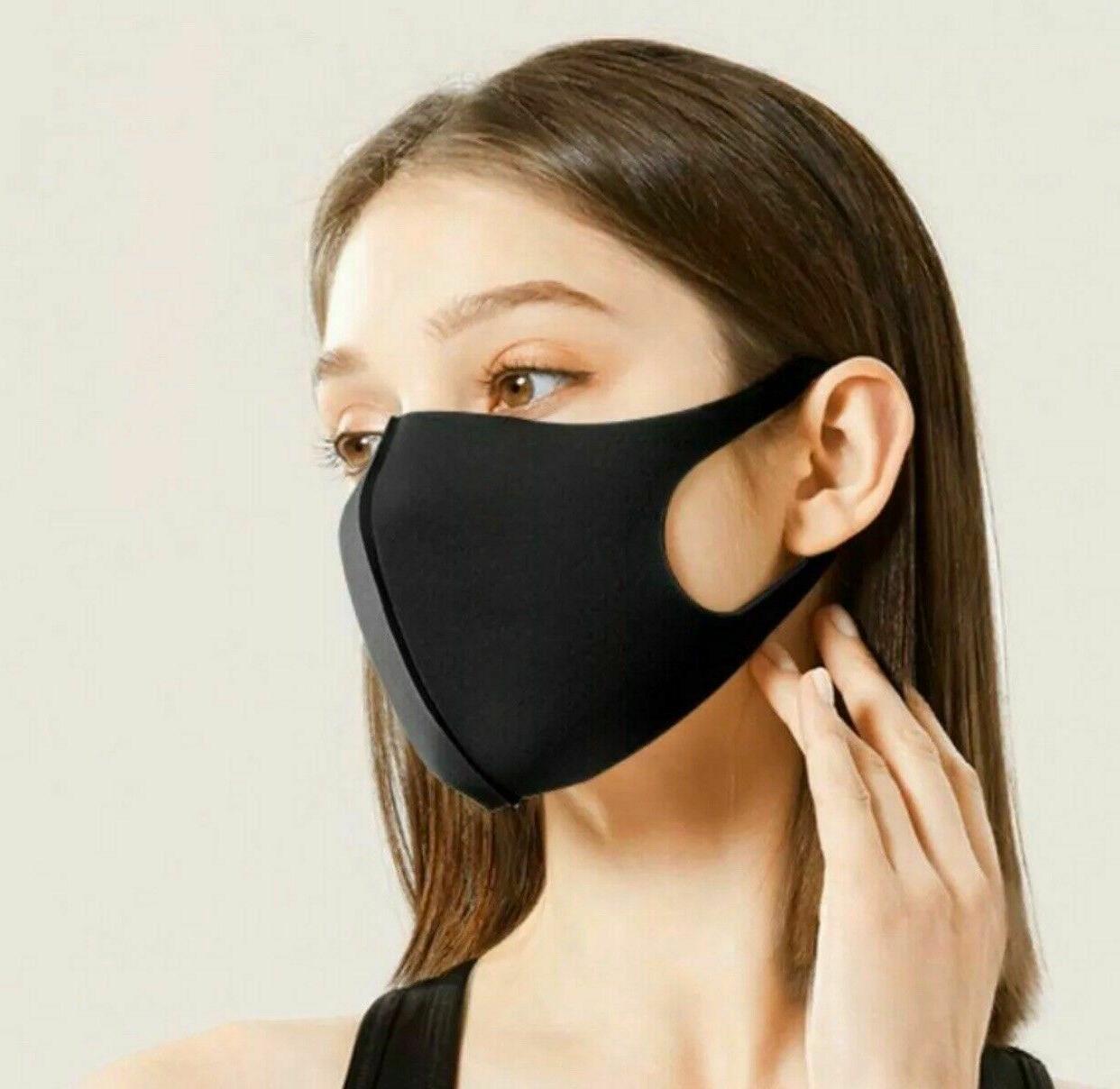 6 PCS Reusable Mask Breathable COOL Shipping