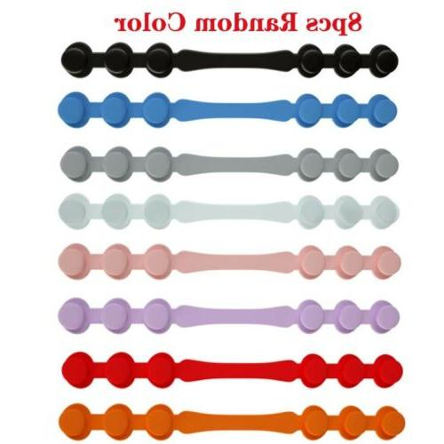 8pcs face mask ear saver strap extender