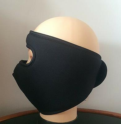 Thermal Insulation Full Sports Cover Soft Facemask