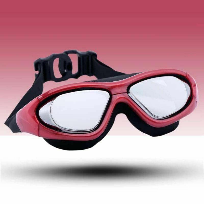 Adult Swimming Myopia Diving Big Frame