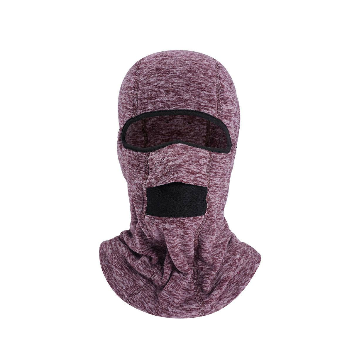 Balaclava Outdoor Mask for Winter Fleece