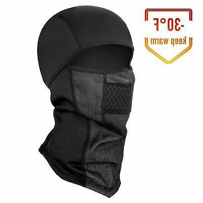 balaclava ski mask thermal full face mask