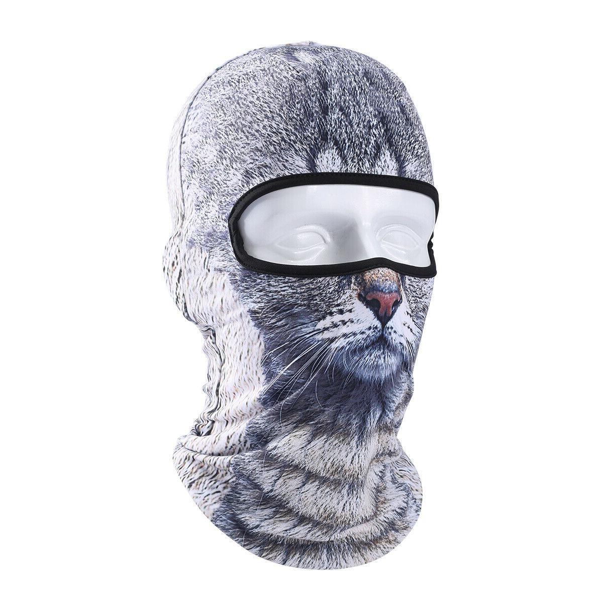 Cat Mask Mask Hiking Sports