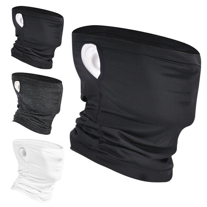 Cooling Sunscreen Face Mask Cover Neck Gaiter Bandana Headwear