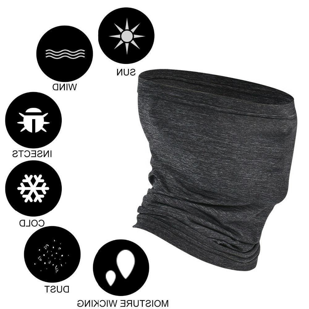 Cooling Sunscreen Cover Balaclava Bandana Scarves