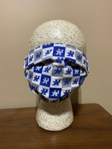 EXTRA LARGE UK Of KENTUCKY FACE MASK 5 STYLES