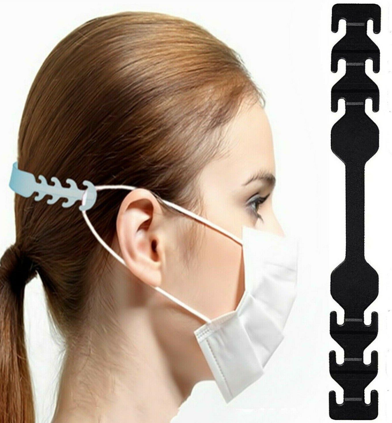 Face Mask Strap Adjustable Buckle Lot