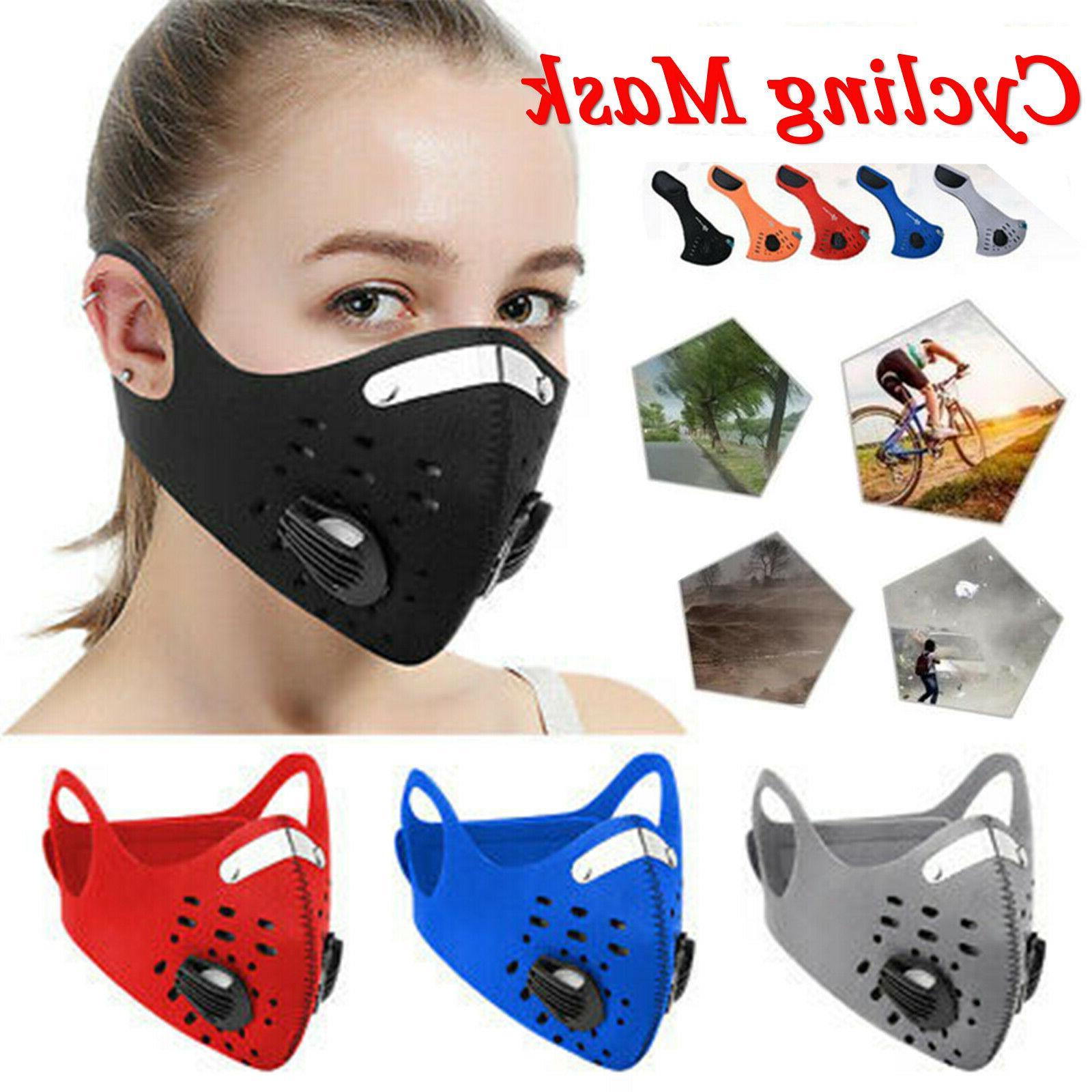 Face Mask Reusable Cover Dual +1 Carbon