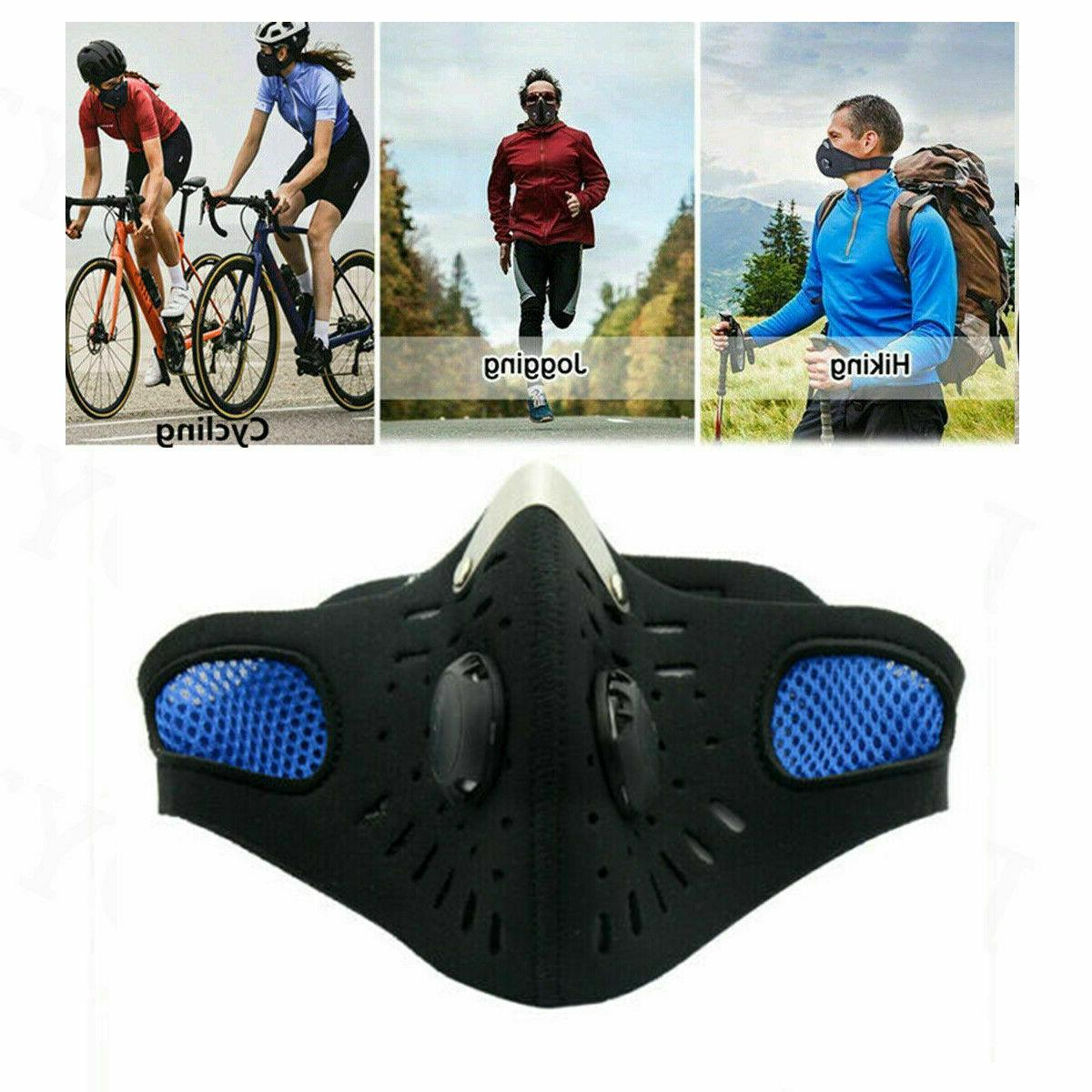 Face Mask Reusable Cycling