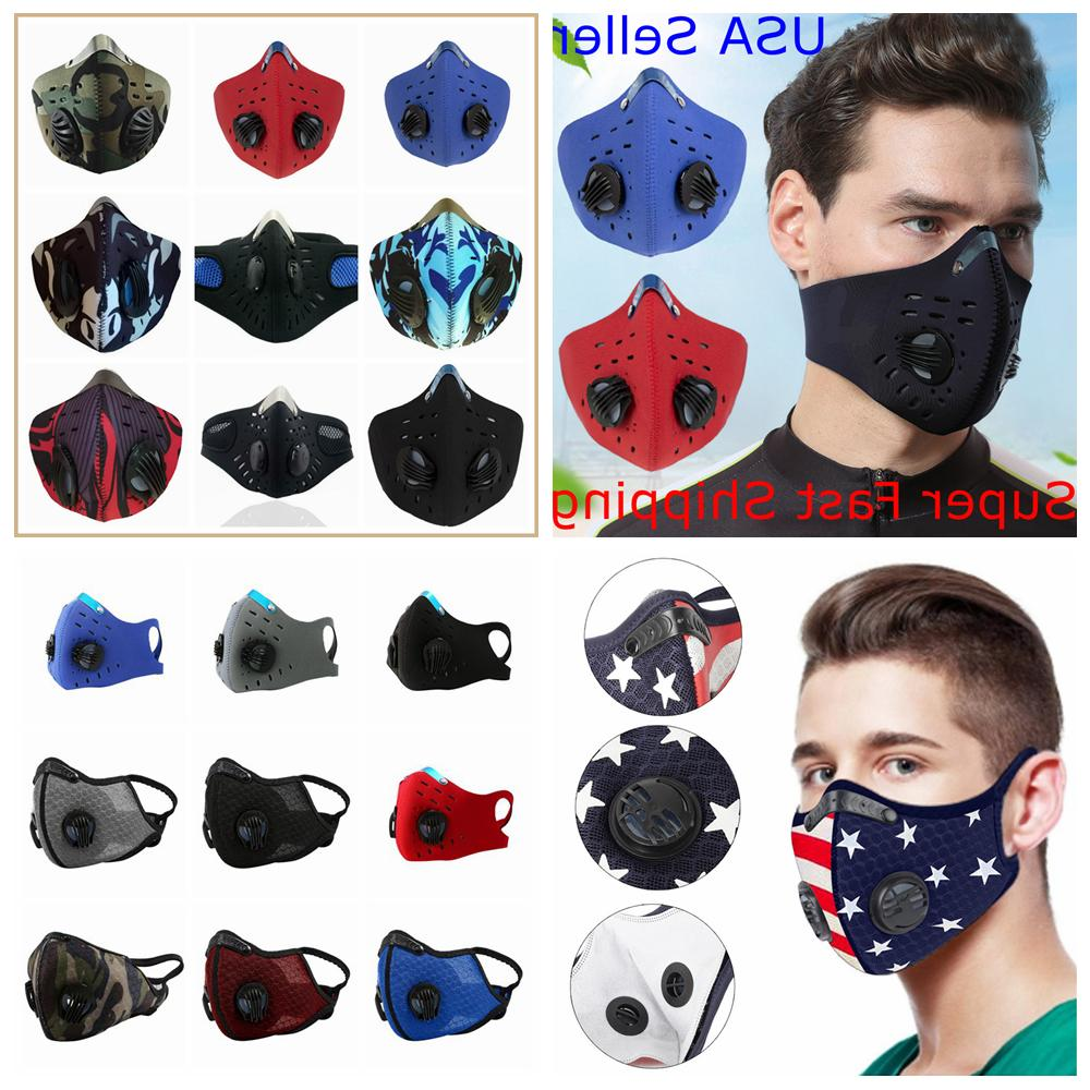 face mask reusable sports cover 2 air