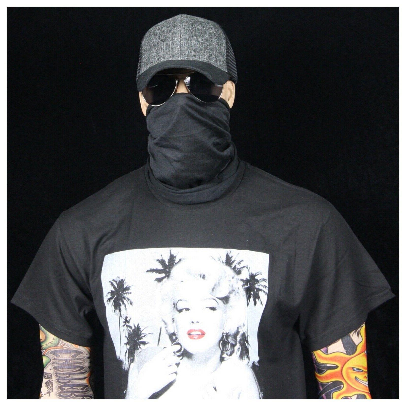 face mask tube bandana neck gaiter headwear