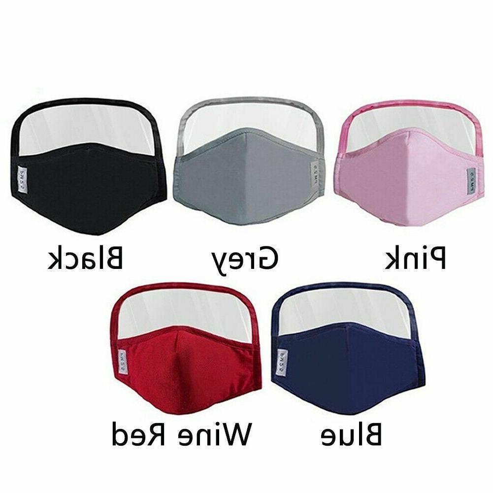 Face Mask Face Shield