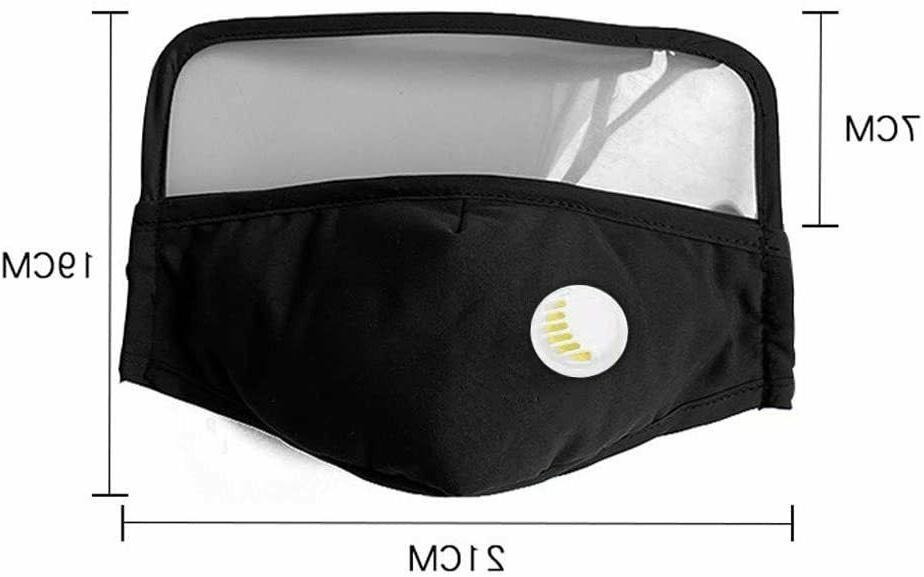 Face Shield Reusable Washable Anti Face Shield Pollution