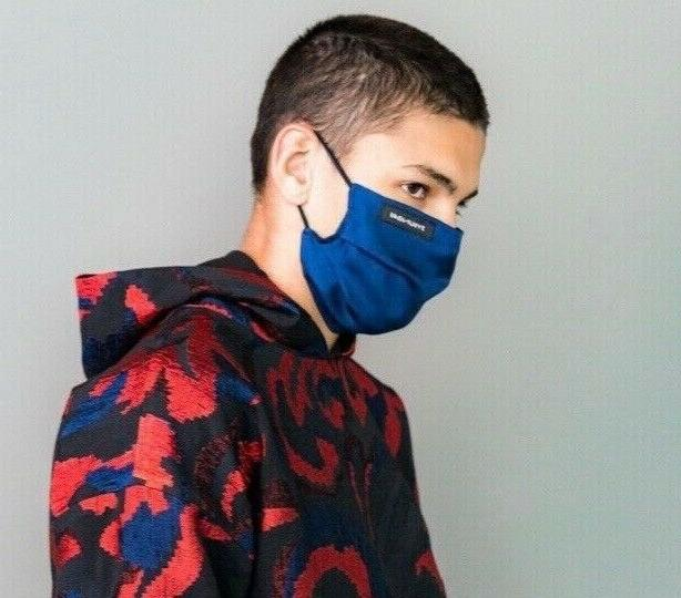 fashion mask double layer reusable and washable