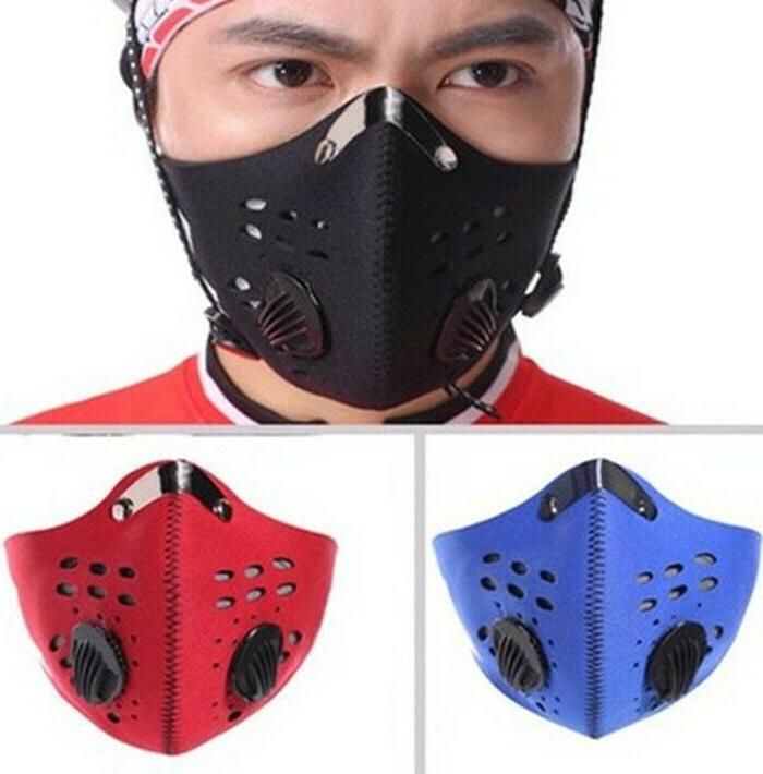 filter activated carbon running cycling breathable