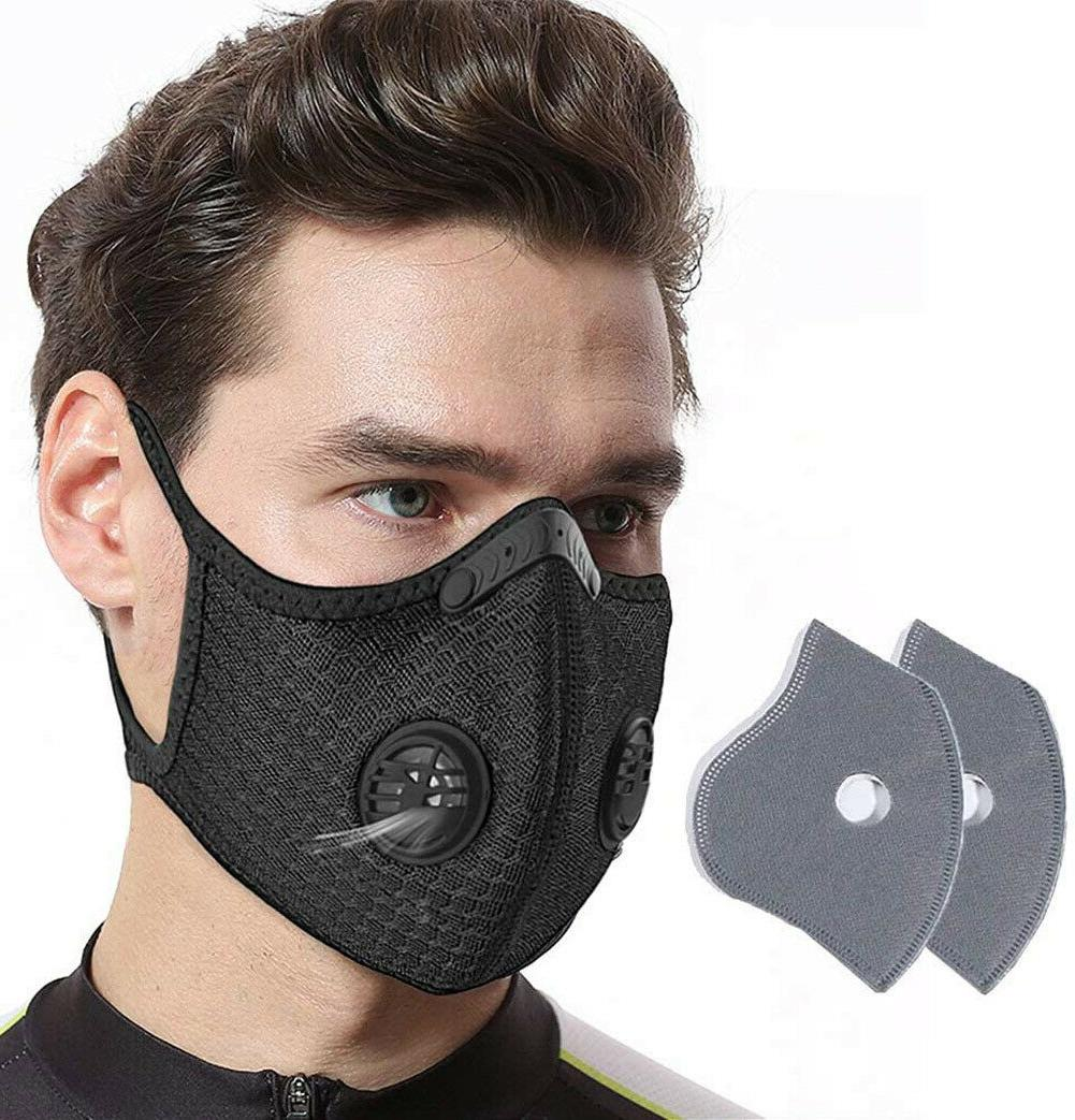 g outdoor riding face masks air purifying
