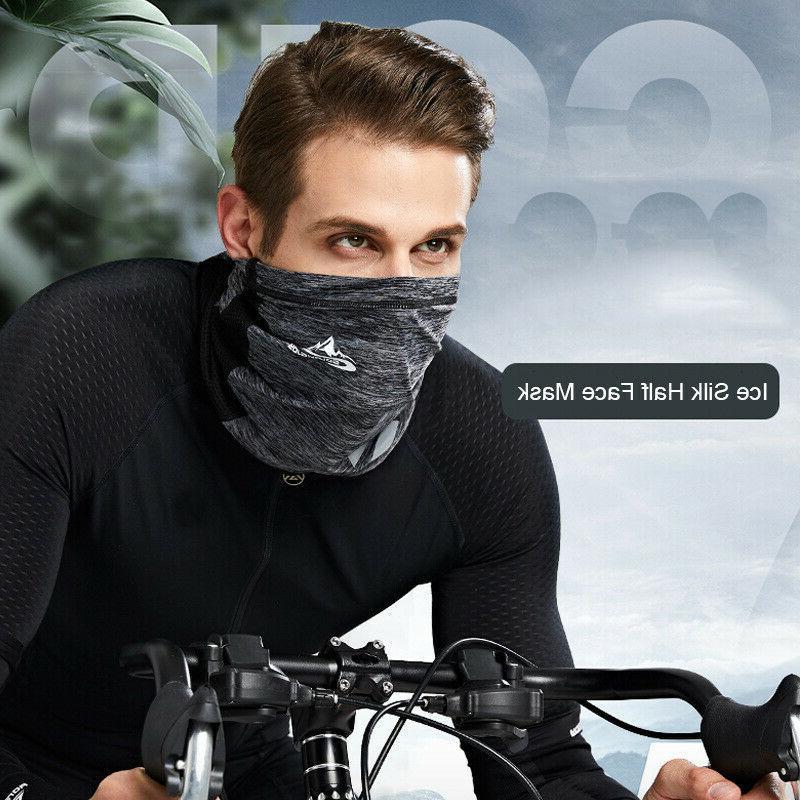 Full Mask Ice Balaclava Headwear