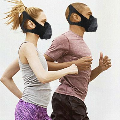 high altitude oxygen control sports mask elevation