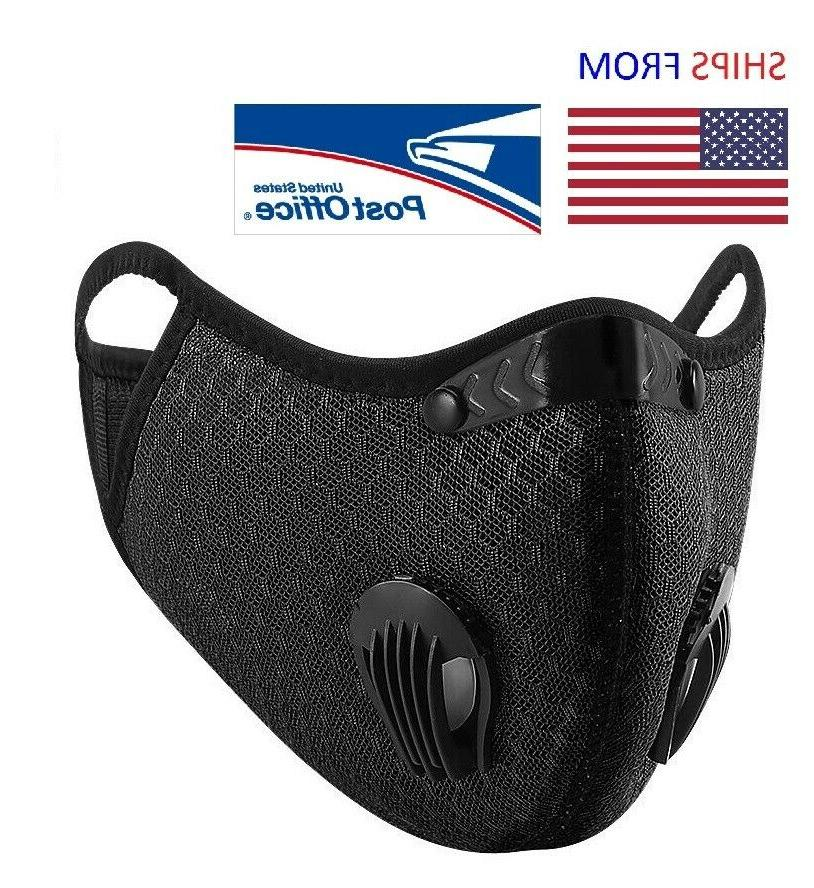high quality outdoor sports face mesh cover