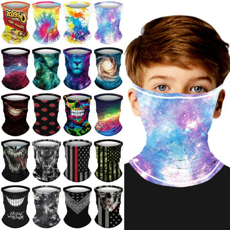 Bike Neck Scarf Face Cover