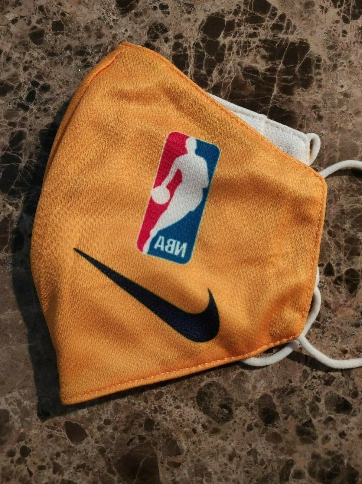 Lakers Basketball Face Filter Pocket New