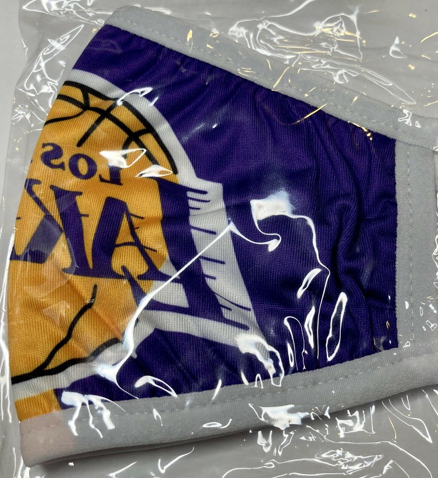 Los Mask Cotton layers NBA Team New