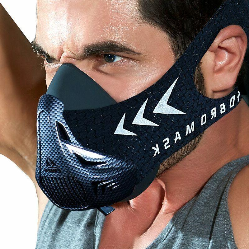 mascara de resistencia para entrenamientos sports mask