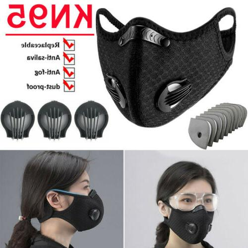 mask activative carbon filter valve pads replacements