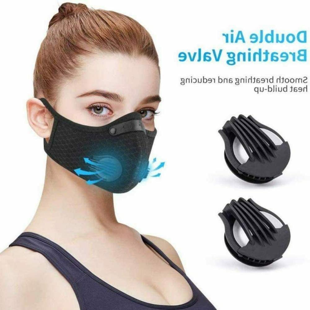 Mask Carbon Filters Mask Adjustable