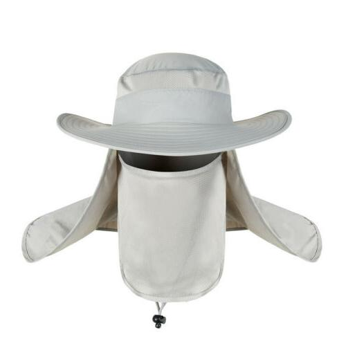 Men Hat Neck Anti Summer