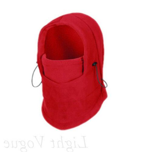 Men Winter Warm Full Face Cover Mask Hat Sport Outdoor ly00