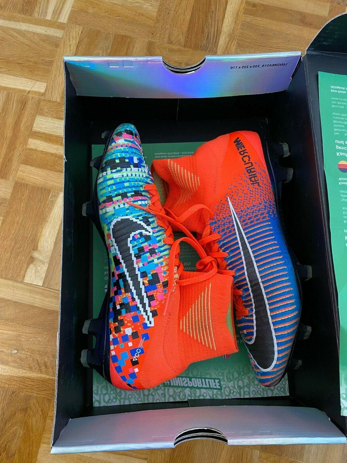 Nike Mercurial EASports