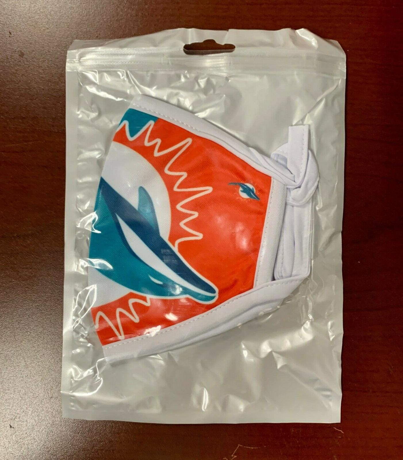 Miami Dolphins Washable Filter NFL Football Seller