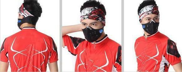 Bicycle Riding Face Outdoor Sports SBR