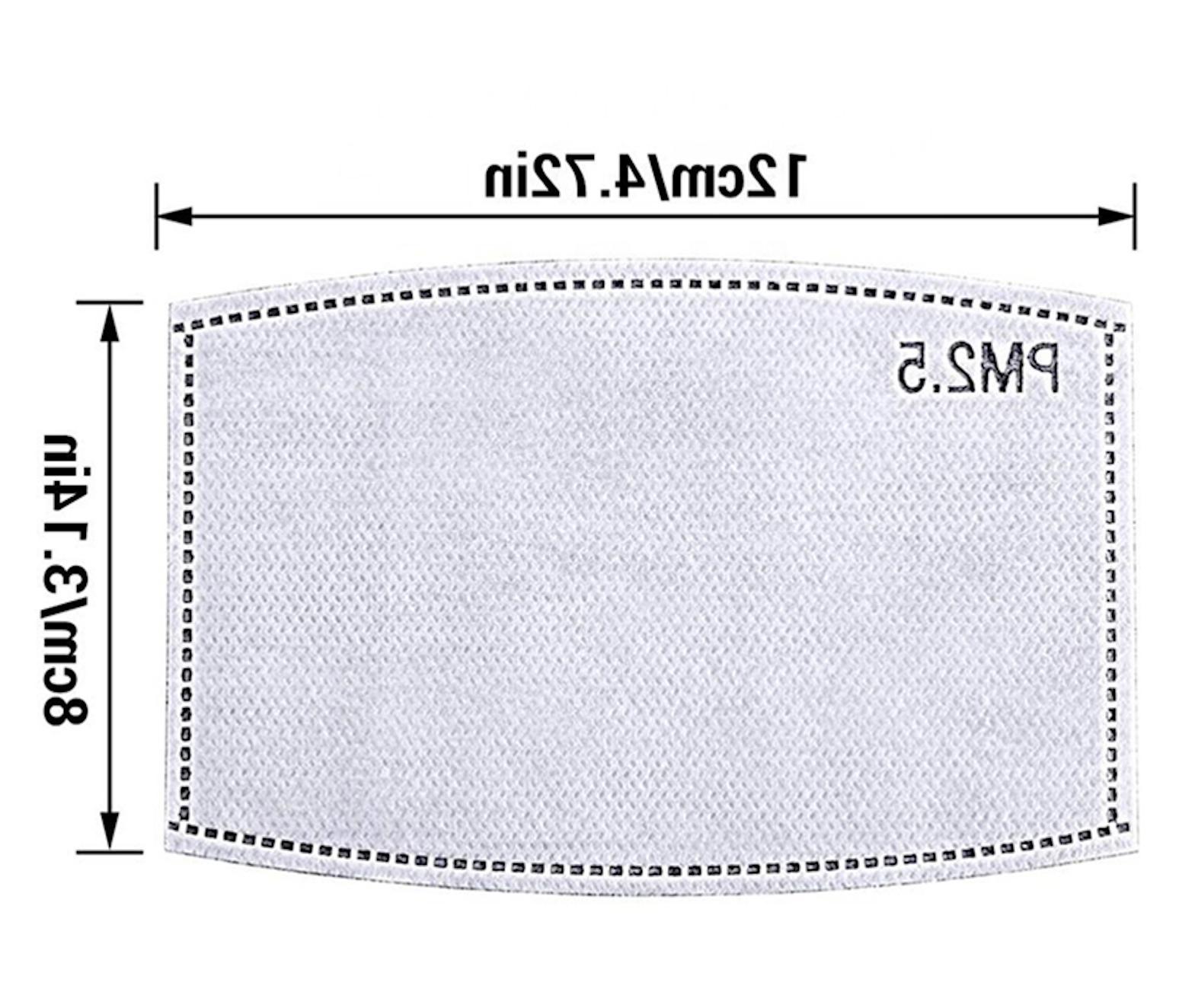 Neck Gaiter PM2.5 Buff Scarf Shield Balaclava