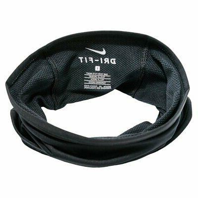 Nike Dri-FIT Black Scarf