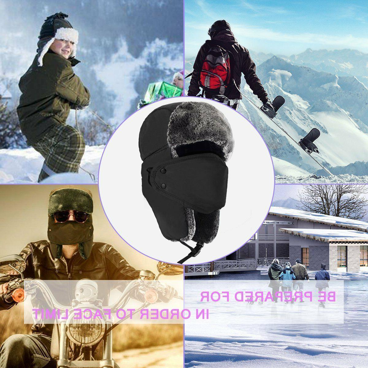 New Russian Hat Unisex