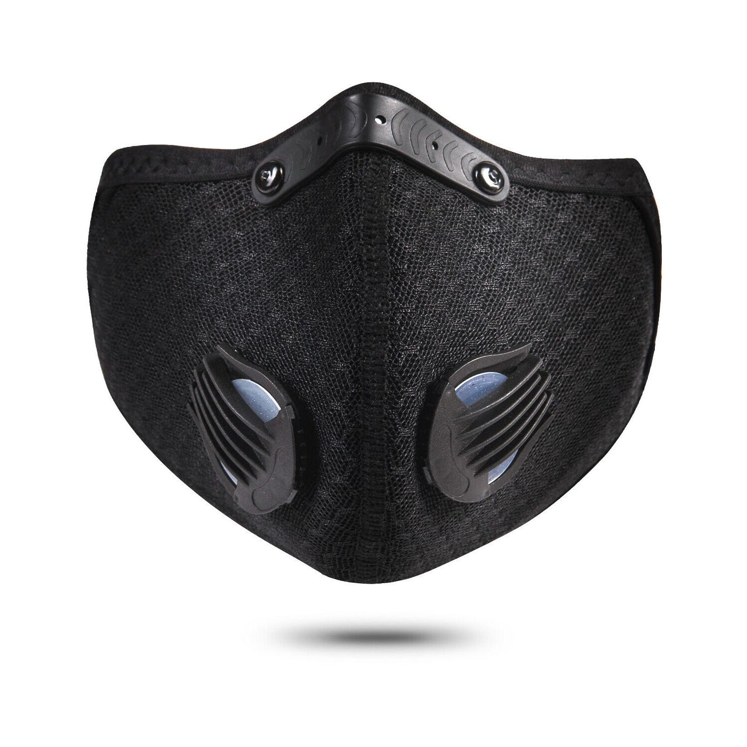 NEW Mask With Active Carbon Filter