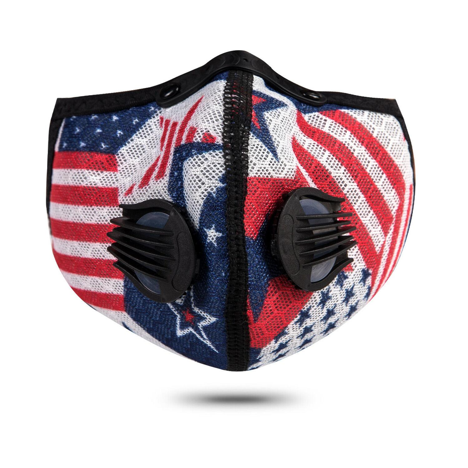 NEW style Cycling Mask With Filter Valves