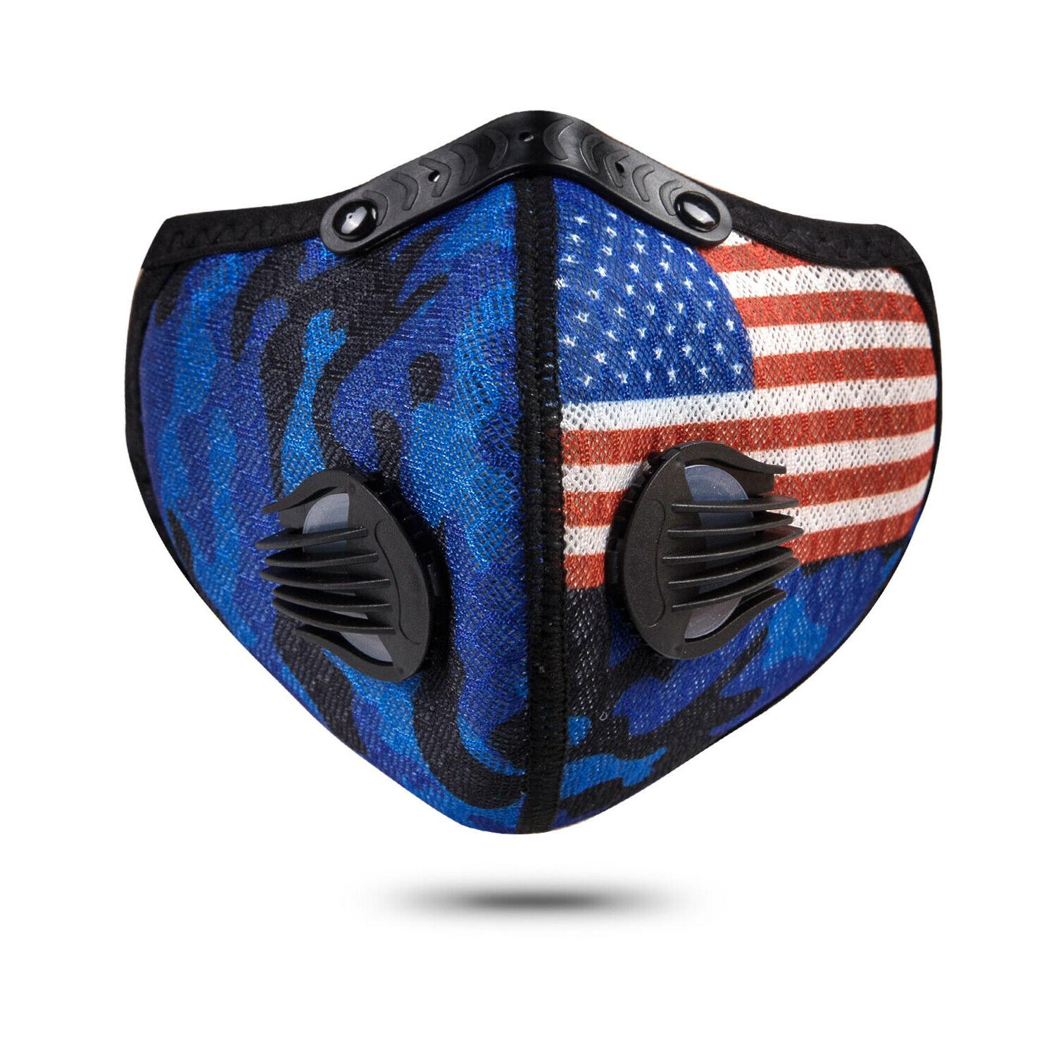 NEW style Cycling Mask Filter Reusable