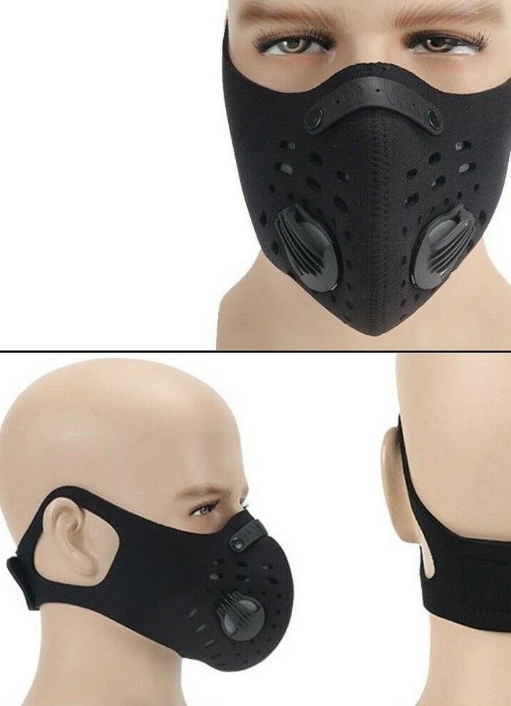 NEW High Face Mask Endurance Gym
